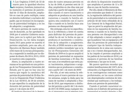 Articulo en Andalucía Económica